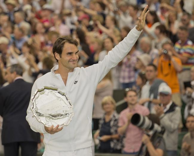 Roger Federer vs. Guido Pella 2016 Wimbledon Pick, Odds, Prediction