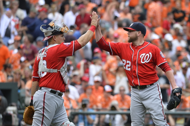 Nationals vs. Orioles - 9/22/15 MLB Pick, Odds, and Prediction