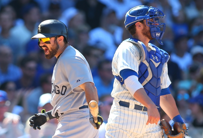 White Sox vs. Cubs - 8/14/15 MLB Pick, Odds, and Prediction