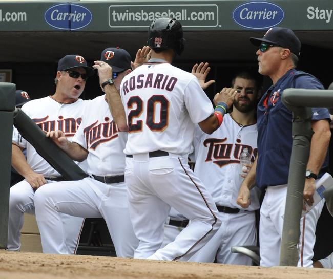 Minnesota Twins vs. Detroit Tigers - 9/14/15 MLB Pick, Odds, and Prediction
