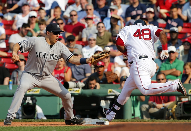 New York Yankees vs. Boston Red Sox - 8/4/15 MLB Pick, Odds, and Prediction