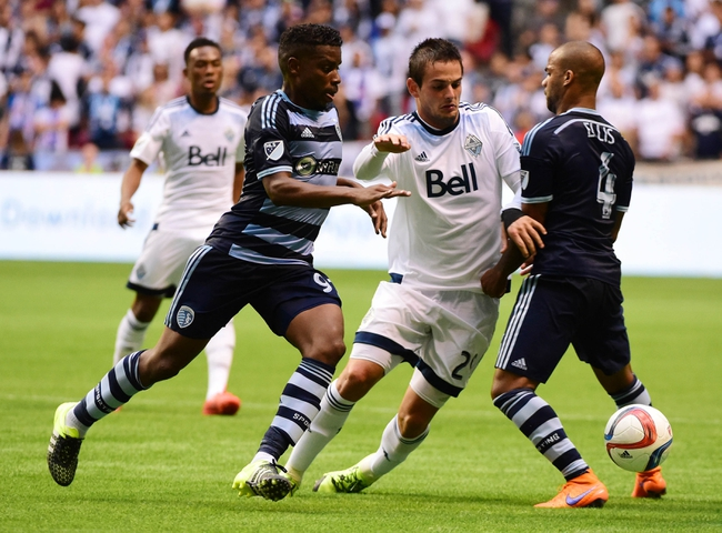 San Jose Earthquakes vs. Vancouver Whitecaps MLS Pick, Odds, Prediction - 7/26/15