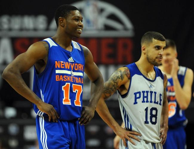 76ers at Knicks - 12/2/15 NBA Pick, Odds, and Prediction