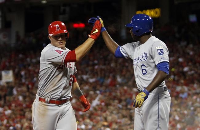 Royals vs. Angels - 8/13/15 MLB Pick, Odds, and Prediction