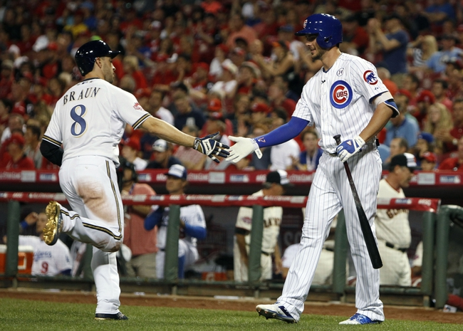 Milwaukee Brewers vs. Chicago Cubs - 7/30/15 MLB Pick, Odds, and Prediction