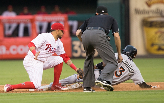 Phillies vs. Marlins - 7/18/15 MLB Pick, Odds, and Prediction