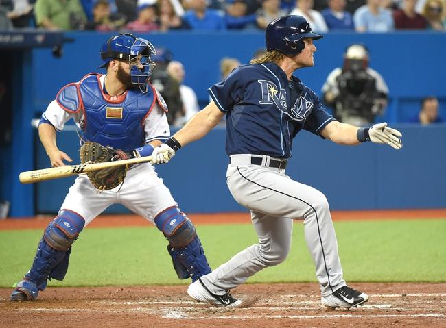 Toronto Blue Jays vs. Tampa Bay Rays - 7/18/15 MLB Pick, Odds, and Prediction