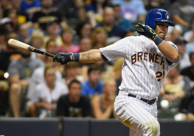 Milwaukee Brewers vs. Pittsburgh Pirates - 7/18/15 MLB Pick, Odds, and Prediction