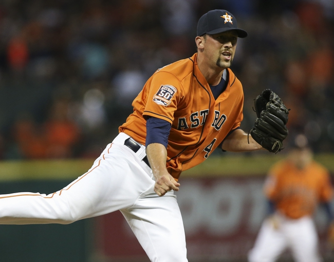 Astros vs. Rangers - 7/19/15 MLB Pick, Odds, and Prediction