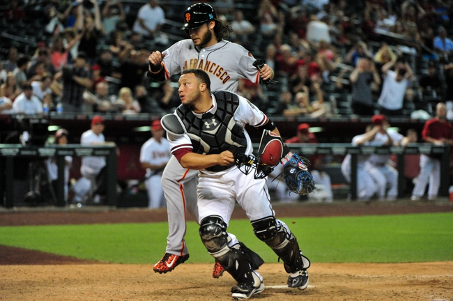 Arizona Diamondbacks vs. San Francisco Giants - 7/18/15 MLB Pick, Odds, and Prediction