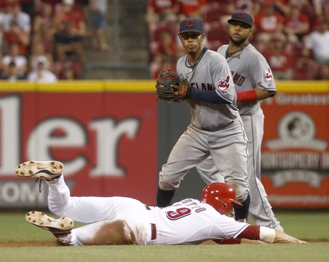 Cincinnati Reds vs. Cleveland Indians - 7/19/15 MLB Pick, Odds, and Prediction