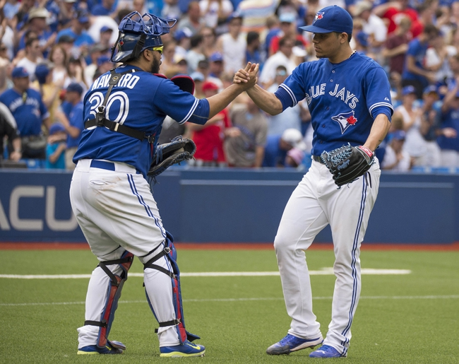 Blue Jays vs. Rays - 9/25/15 MLB Pick, Odds, and Prediction