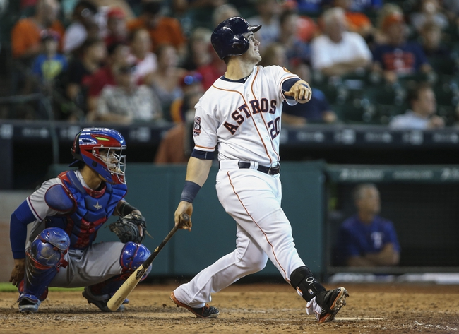 Texas Rangers vs. Houston Astros - 8/3/15 MLB Pick, Odds, and Prediction