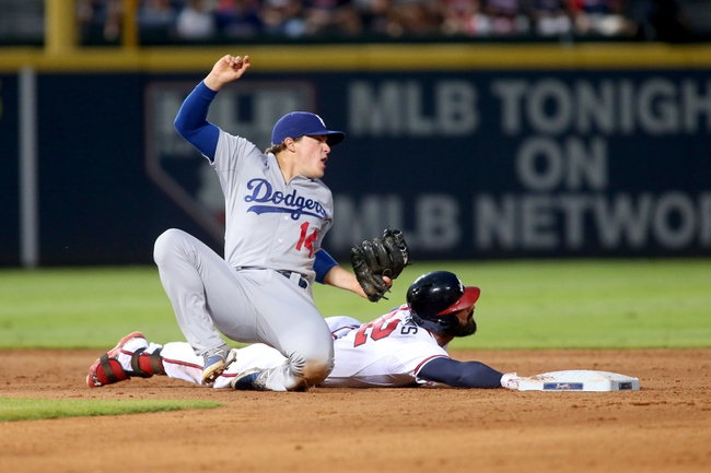 Dodgers at Braves - 4/19/16 MLB Pick, Odds, and Prediction