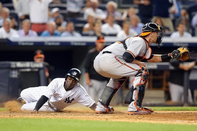 New York Yankees vs. Baltimore Orioles - 7/22/15 MLB Pick, Odds, and Prediction