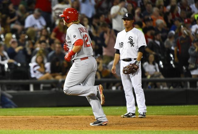 White Sox vs. Cardinals - 7/22/15 MLB Pick, Odds, and Prediction