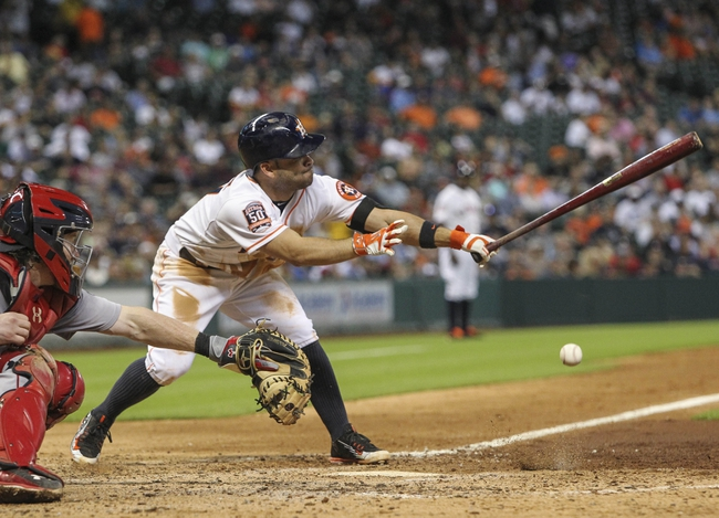 Houston Astros vs. Boston Red Sox - 7/22/15 MLB Pick, Odds, and Prediction