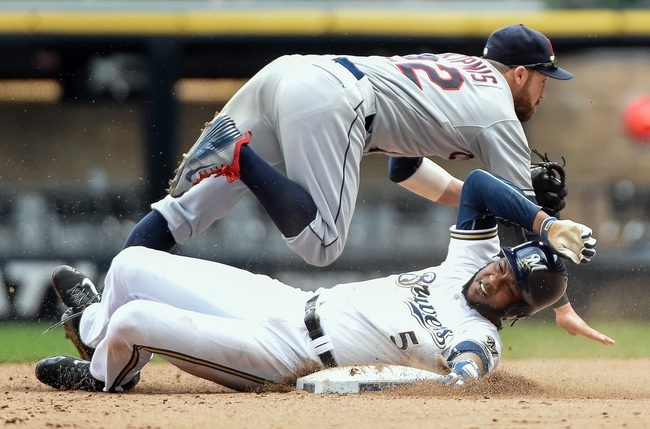 Cleveland Indians vs. Milwaukee Brewers - 8/25/15 MLB Pick, Odds, and Prediction