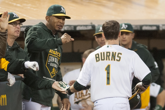 Athletics at Blue Jays - 8/11/15 MLB Pick, Odds, and Prediction