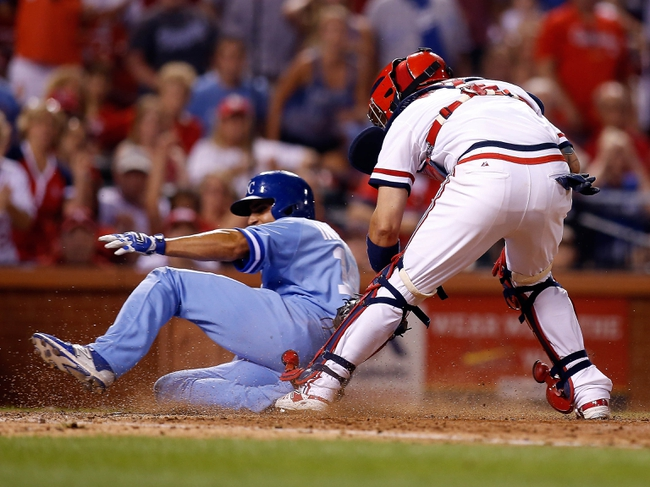 Kansas City Royals vs. St. Louis Cardinals - 6/28/16 MLB Pick, Odds, and Prediction