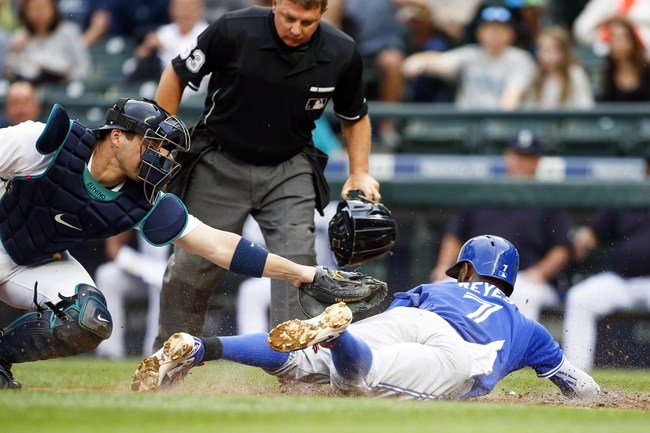 Seattle Mariners vs. Toronto Blue Jays - 7/25/15 MLB Pick, Odds, and Prediction