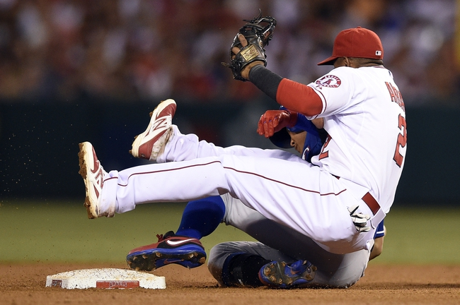 Los Angeles Angels vs. Texas Rangers - 7/25/15 MLB Pick, Odds, and Prediction