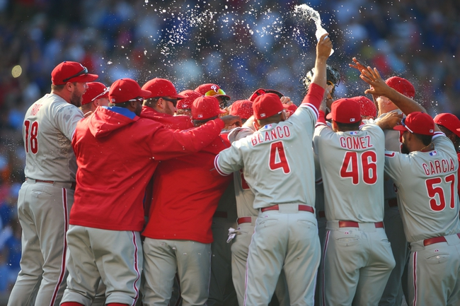 Cubs vs. Phillies - 7/26/15 MLB Pick, Odds, and Prediction