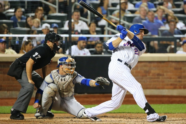 Mets vs. Dodgers - 7/26/15 MLB Pick, Odds, and Prediction
