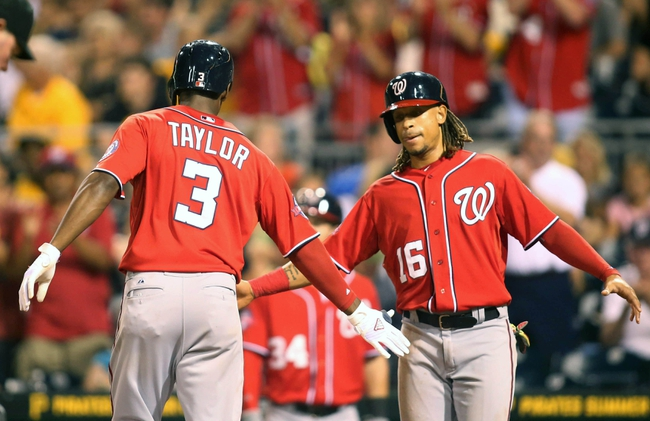 Pirates vs. Nationals - 7/26/15 MLB Pick, Odds, and Prediction