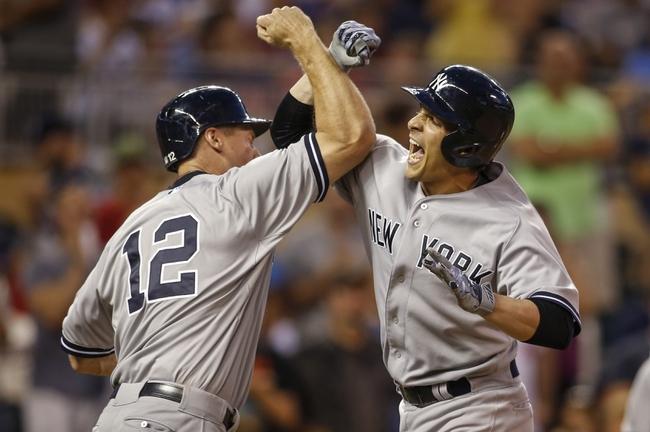 Minnesota Twins vs. New York Yankees - 7/26/15 MLB Pick, Odds, and Prediction