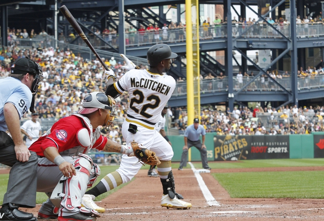 Washington Nationals vs. Pittsburgh Pirates - 7/15/16 MLB Pick, Odds, and Prediction