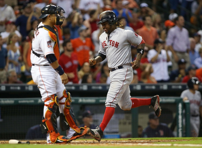 Astros vs. Red Sox - 4/22/16 MLB Pick, Odds, and Prediction