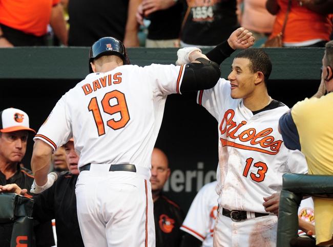 Orioles vs. Braves - 7/29/15 MLB Pick, Odds, and Prediction