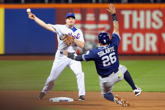 Mets vs. Padres - 7/29/15 MLB Pick, Odds, and Prediction