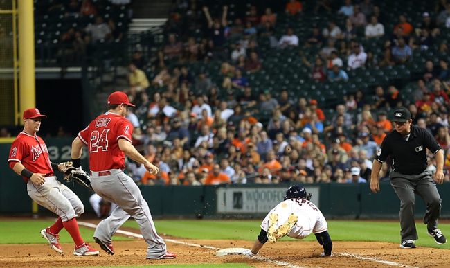 Houston Astros vs. Los Angeles Angels - 7/29/15 MLB Pick, Odds, and Prediction