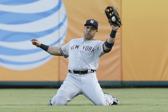 Texas Rangers vs. New York Yankees - 7/30/15 MLB Pick, Odds, and Prediction