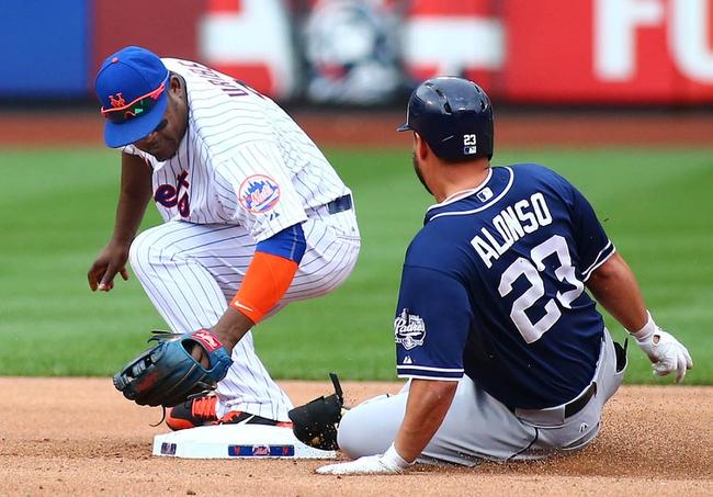 San Diego Padres vs. New York Mets - 5/5/16 MLB Pick, Odds, and Prediction