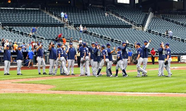 Mets at Padres - 5/5/16 MLB Pick, Odds, and Prediction