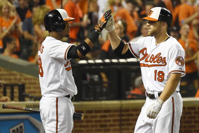 Baltimore Orioles vs. Detroit Tigers - 7/31/15 MLB Pick, Odds, and Prediction