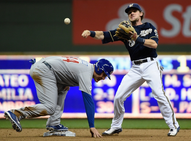 Brewers vs. Cubs - 7/31/15 MLB Pick, Odds, and Prediction