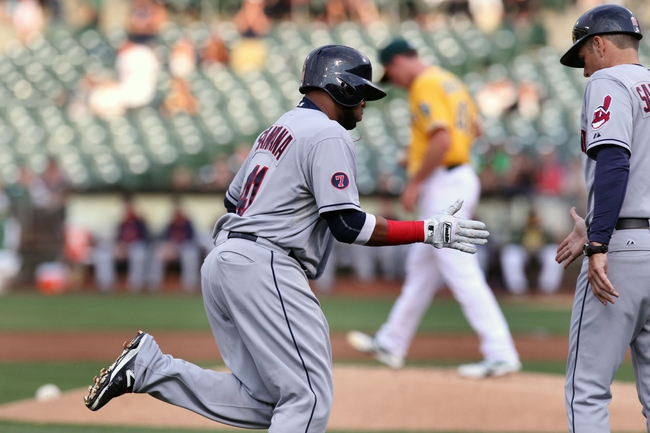 Oakland Athletics vs. Cleveland Indians - 8/2/15 MLB Pick, Odds, and Prediction