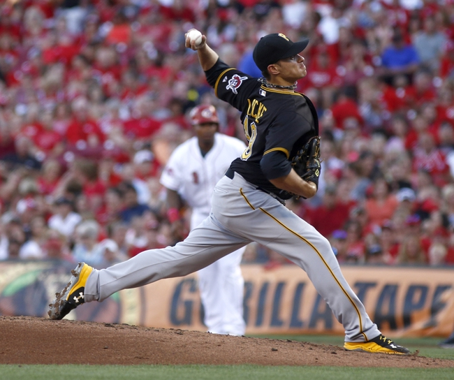 Reds vs. Pirates - 8/1/15 MLB Pick, Odds, and Prediction