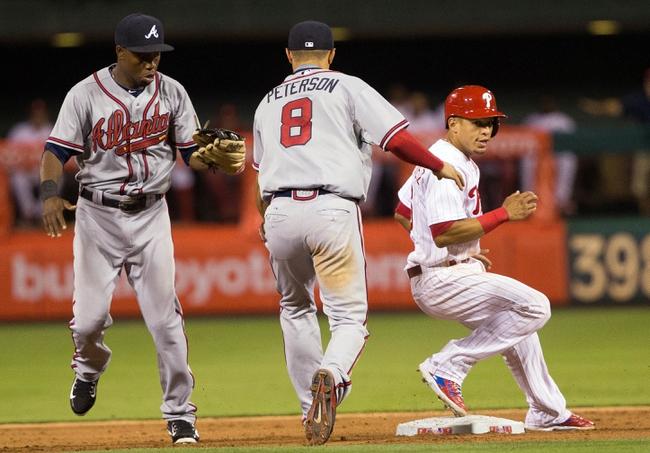Phillies vs. Braves - 8/1/15 MLB Pick, Odds, and Prediction