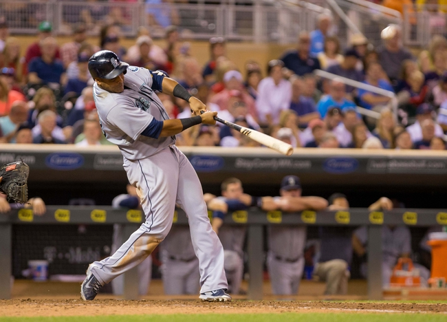 Minnesota Twins vs. Seattle Mariners - 8/1/15 MLB Pick, Odds, and Prediction