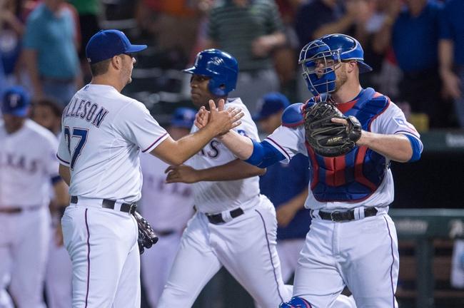 Texas Rangers vs. San Francisco Giants - 8/1/15 MLB Pick, Odds, and Prediction