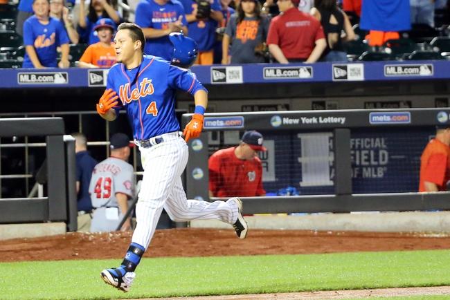 New York Mets vs. Washington Nationals - 8/1/15 MLB Pick, Odds, and Prediction