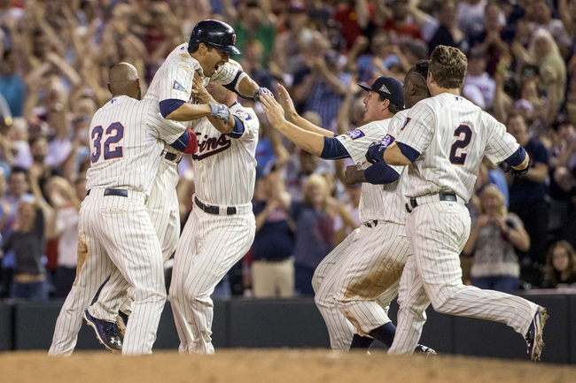 Minnesota Twins vs. Seattle Mariners - 8/2/15 MLB Pick, Odds, and Prediction