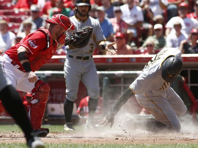 Cincinnati Reds vs. Pittsburgh Pirates - 9/7/15 MLB Pick, Odds, and Prediction