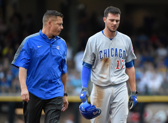 Brewers at Cubs - 8/11/15 MLB Pick, Odds, and Prediction