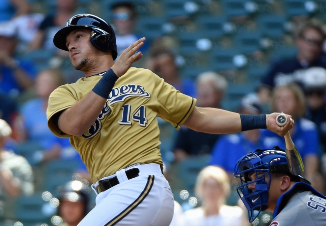 Chicago Cubs vs. Milwaukee Brewers - 8/11/15 MLB Pick, Odds, and Prediction